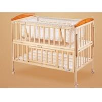 歷史低價 : 小龍哈彼 LMY288-N150 實木嬰兒床