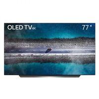 历史低价:LG 乐金 C9 OLED77C9PCA 77英寸 4K 液晶电视