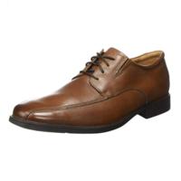中亚Prime会员 : Clarks Tilden Walk 男士休闲皮鞋