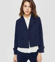 Purcotton 全棉時代 4100264002 女士短款風衣