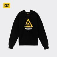 CAT/卡特秋冬新款男连帽卫衣套衫CI3SWN28411C09