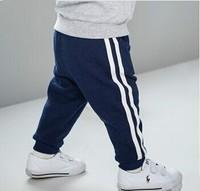 Miiow  貓人 男童時尚休閑運動褲 *2件