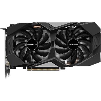 GIGABYTE 技嘉 GeForce GTX 1660 SUPER OC 6G 192bit GDDR6 显卡