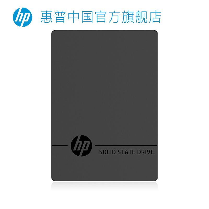 惠普HP P600 1T移动固态硬盘portable手机外接高速SSD Type-c u盘