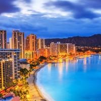 全国多地-美国夏威夷7天5晚自由行(5晚喜来登连住)