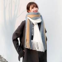 SIMPLI GIRL 秋冬围巾 40cm宽 约200g重