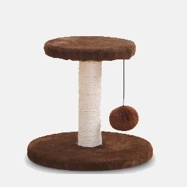 lezizi 乐吱吱 小型剑麻猫爬架 23cm