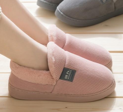 WARRIOR/回力 男/女款棉拖鞋