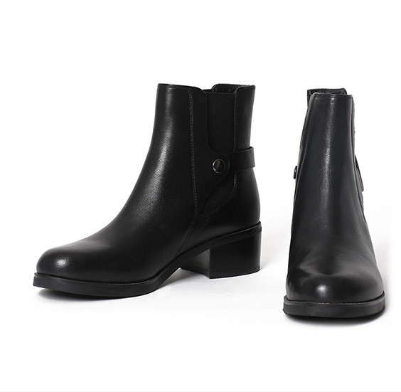 Teenmix 天美意 6S141DD6 女士短靴