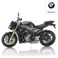 宝马BMW  S1000R 摩托车 黑色