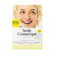 20日10點:(前1小時減10元)Smile Cosmetique 美白牙貼牙齒貼去牙煙漬2貼*6包