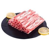 限江浙沪:首食惠 新西兰羔羊肉卷 500g *3件