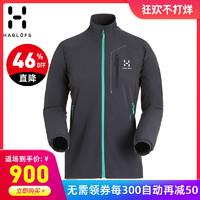 火柴棍HAGLOFS戶外女裝防水防風彈力舒適軟殼衣外套夾克603111