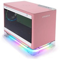 新品发售:IN WIN 迎广 A1Plus 迷你机箱 粉色限定版(带650W电源、天狼星RGB风扇×2)