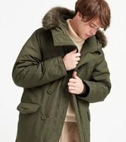 UNIQLO 優衣庫 420667 男士軍裝風夾克