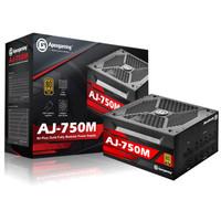 Apexgaming 艾湃电竞 AJ-750M 额定750W 电源(80PLUS金牌/全模组/十年质保)