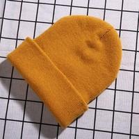 梓御 基础款毛线帽 均码 三色可选
