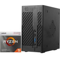 历史低价:ASRock 华擎 DeskMini A300 准系统 + AMD 锐龙5 3400G CPU处理器 套装
