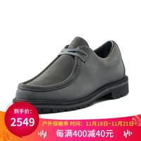 scarpa ANFIBIO 安菲比奧 輕量版 復古休閑旅游徒步鞋男女 鯊魚灰 42