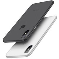 菁拓 iPhone6-11ProMax 磨砂輕薄手機殼 2色可選
