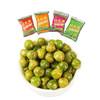 蒜香青豆豌豆1000g小包裝 零食批發整箱小吃炒貨散裝豆類休閑食品