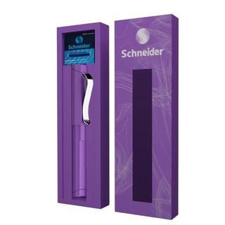 京东PLUS会员 : Schneider 施耐德 Base系列 钢笔 F尖 紫罗兰
