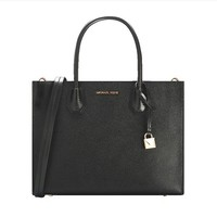 MICHAEL KORS MERCER 30F8GM9T3I 牛皮手提包