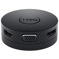 历史低价:DELL 戴尔 DA300 USB-C 六合一接口转换器