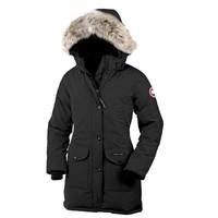 限尺码:CANADA GOOSE 加拿大鹅 TRILLIUM系列 女士羽绒服