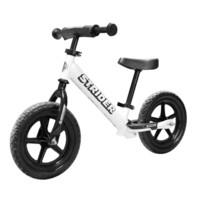STRIDER SPORT 1.5-5歲寶寶滑行車學步車 無腳踏自行車 白色