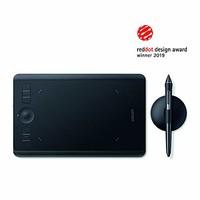 Wacom Intuos Pro 自動 黑色. 標準 S(影拓PTH460)