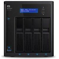 中亚Prime会员:WD 西部数据 PR4100 My Cloud Pro 网络服务器NAS