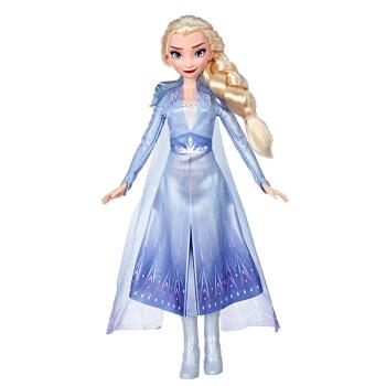 Hasbro 孩之宝 E6709 冰雪奇缘女孩儿童玩具玩偶