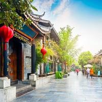 上海-成都4天3晚自由行 酒店近宽窄巷子,交通便利