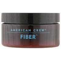 银联专享:AMERICAN CREW Fiber 哑光定型发泥 85g