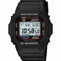 银联专享:CASIO 卡西欧 G-SHOCK GWM5610-1 男款电波表