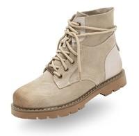 Teenmix 天美意 AT131DD8 女款休閑短靴