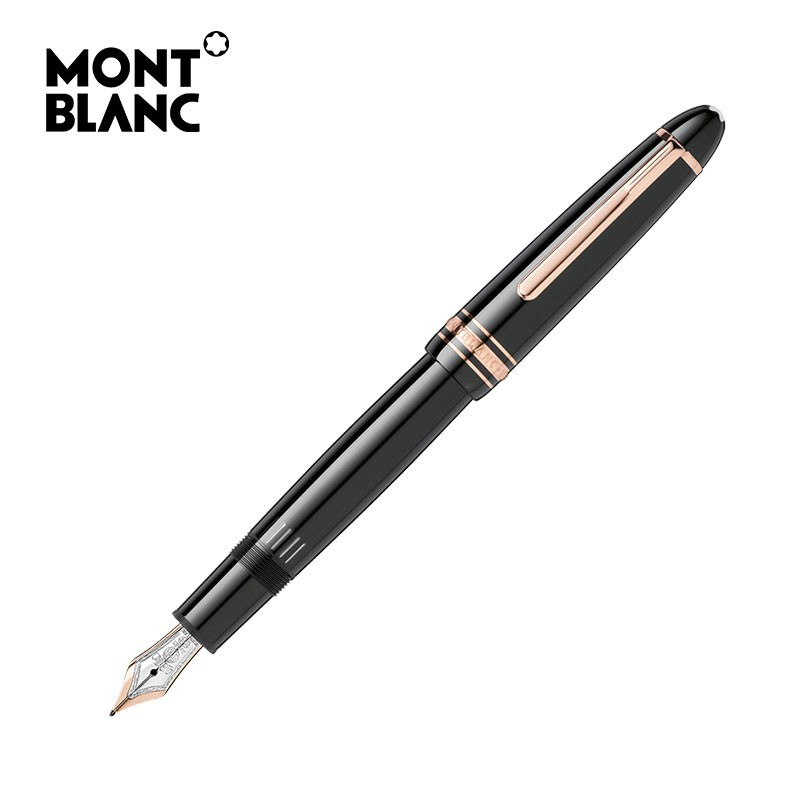 MontBlanc 万宝龙 112669 大班146 F尖钢笔 金夹