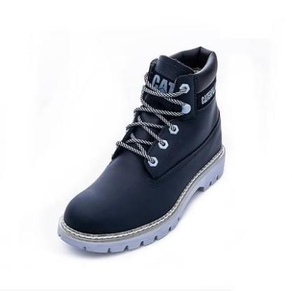 CAT卡特彼勒 LYRIC P310995I3BDC78 男女牛皮革休闲靴