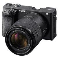 SONY 索尼 ILCE-6400M APS-C画幅微单 18-135mm 微单套装(SEL18135镜头)