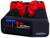 Uniden R7 Xtreme長距離激光/雷達探測器帶,雙天線前后帶方向箭頭,語音警報,紅色光攝像頭,速度相機警報