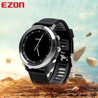 宜準EZON戶外男士防水簡約智能電子運動表心率時尚跑步健身手表S6