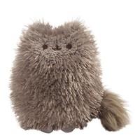 GUND Pusheen's Little Brother Pip 毛絨填充動物,深灰色,16.5 厘米