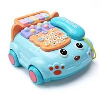 儿童仿真电话早教音乐玩具