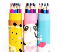 鴻星 繪畫彩色鉛筆 12支