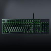 21日0点:RAZER 雷蛇 猎魂光蛛 标准版 机械键盘 雷蛇光轴
