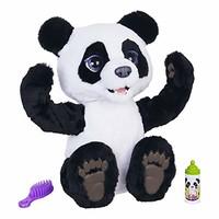 Furreal 梅花,好奇熊貓互動毛絨玩具,適合 4 歲及以上兒童(亞馬遜*銷售)