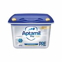 临期品:Aptamil 白金版 婴儿奶粉 pre段 800g
