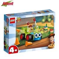 LEGO 乐高 小拼砌师系列 10766 伍迪和玩具车