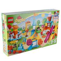 百亿补贴:LEGO 乐高 得宝系列 10840 大型游乐园